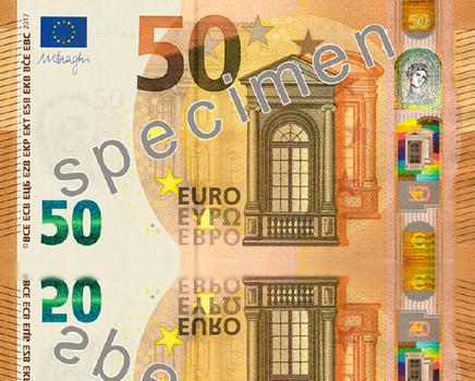 Nota 50 euros