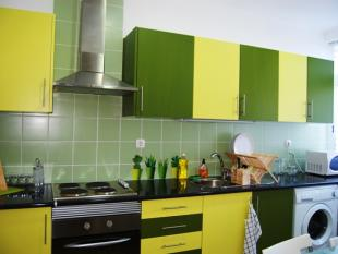 Cozinha do Centro de AVD de Lisboa